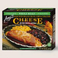 Amy's Cheese Enchiladas