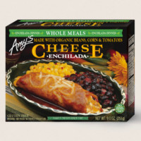 Amy's Cheese Enchiladas