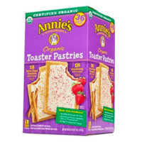 Annie's Organic Strawberry Toaster Pastries