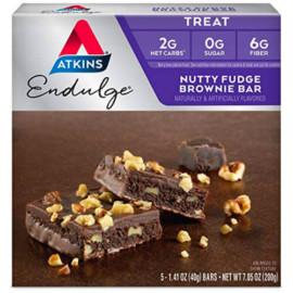Atkins Endulge, Nutty Fudge Brownie Bars