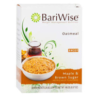BariWise Low-Carb High Protein Oatmeal