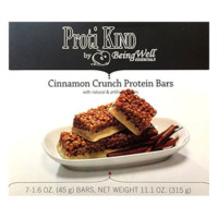 Proti Kind Cinnamon Crunch Protein Bars