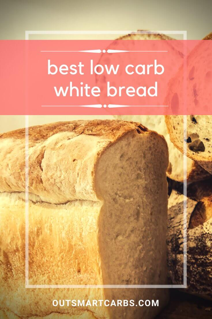 Low Carb White Bread