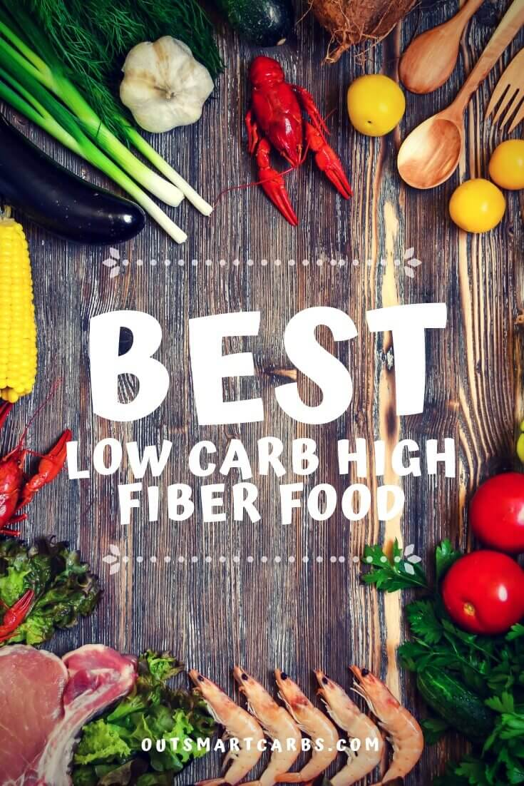 best-low-carb-high-fiber-food