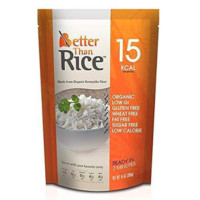 Better Than Organic (Konnyaku Konjac Flour Food)