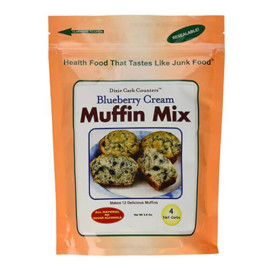 Dixie Carb Counters Blueberry Cream Muffin Mix