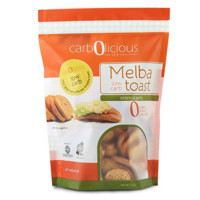 Low Carb Melba Toast (Onion & Garlic)