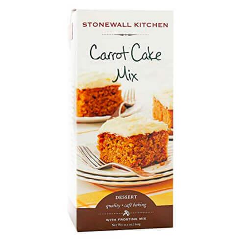 Stonewall Kitchen Carrot Cake Baking Mix