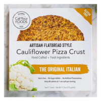 Cali'flour Foods Original Italian Pizza Crusts