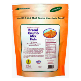 Dixie Carb Counters Plain Bread Crumb Mix