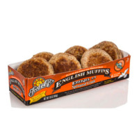 Food For Life Ezekiel 4:9 Sprouted Whole Grain English Muffins