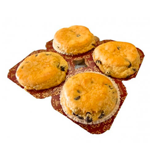 LC Foods Low Chocolate Chip Muffin