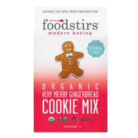 Foodstirs Very Merry Gingerbread Cookie Mix