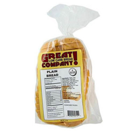 Great Low Carb Bread Co. (Plain Bread)