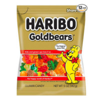 Haribo Gold-Bear Gummi Candy