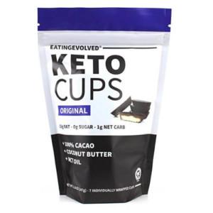 Eating Evolved Keto Cups