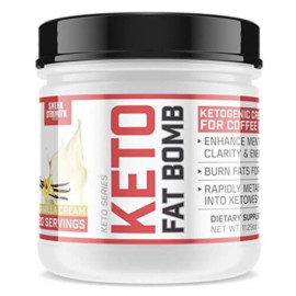 Sheer Strength Keto Fat Bomb Powder