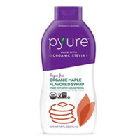 Pyure  Organic, Low Carb Maple Flavored Syrup