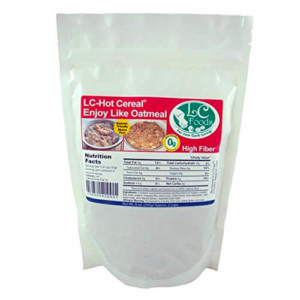 LC Foods Low Carb Hot Cereal (Oatmeal)
