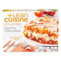 Lean Cuisine Five Cheese Lasagna