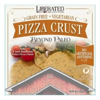 Liberated Paleo Pizza Crust