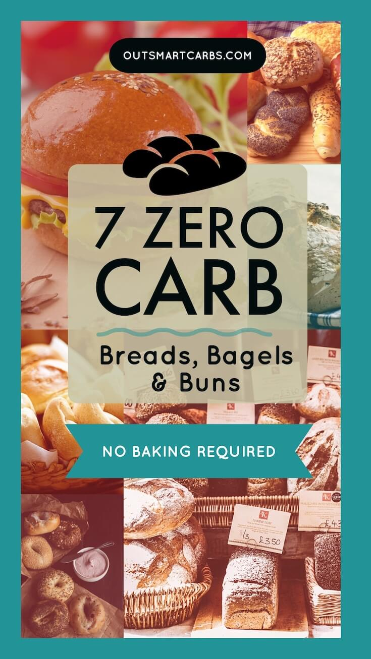 low-carb-breads-bagels-buns