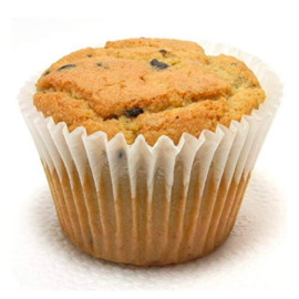 Carb-0-Licious Low Carb Chocolate Chip Muffin