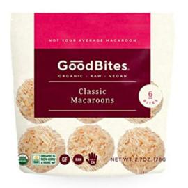 GoodBites Raw Vegan Blonde Macaroons