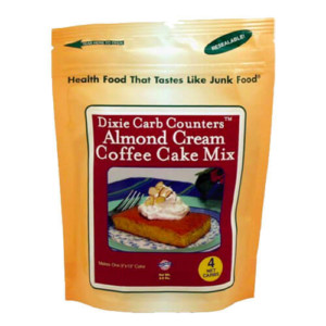 Dixie USA Carb Counters Coffee Cake Mix