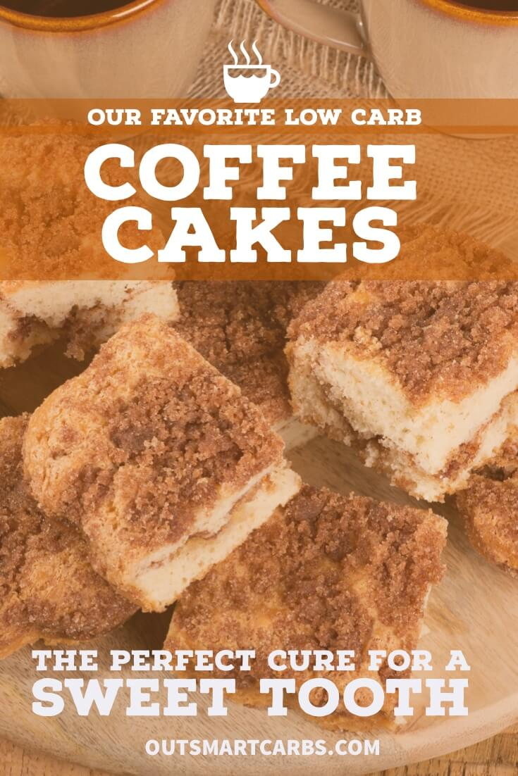 Low Carb Coffee Cake