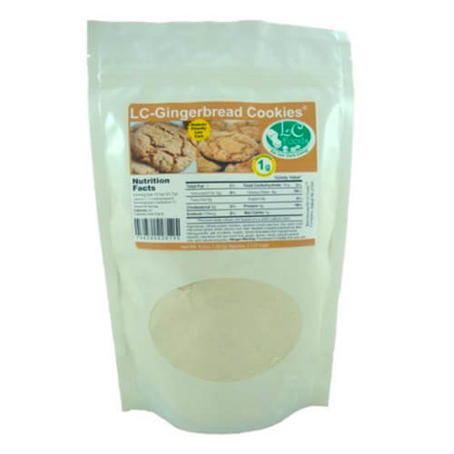 LC Foods Low Carb Gingerbread Cookie Mix
