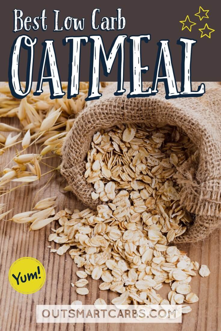 Low Carb Oatmeal