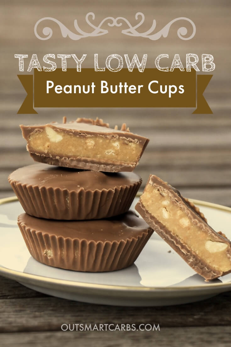 Low Carb Peanut Butter Cups