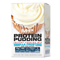 MHP, Instant Protein Pudding Mix, Vanilla Frosting
