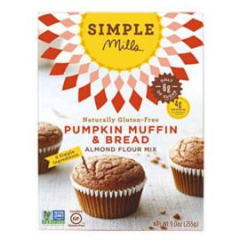 Simple Mills Pumpkin Muffin & Bread Mix