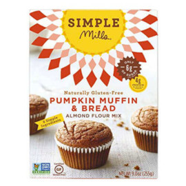 Simple Mills Pumpkin Muffin & Bread Mix