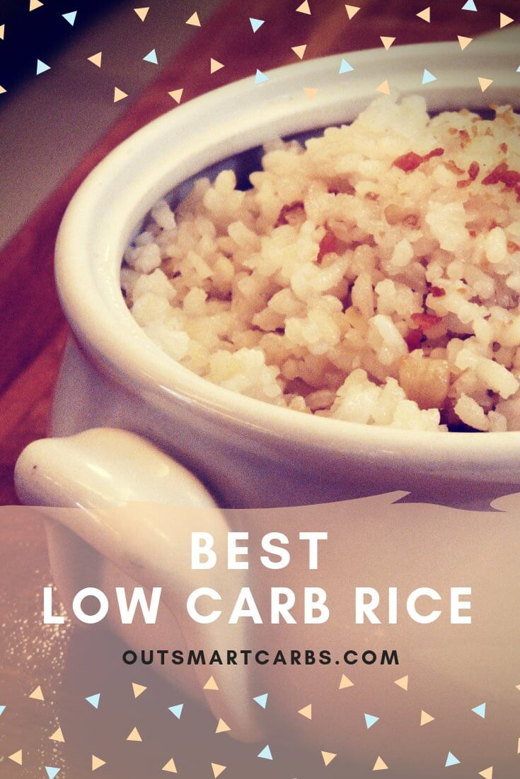 Low Carb Rice