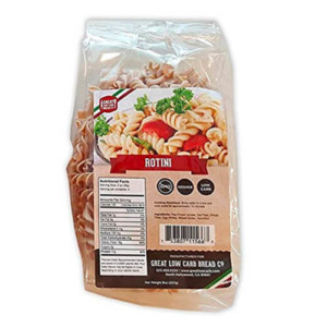Great Low Carb Rotini Noodles
