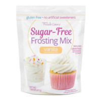 Andrea's Protein Cakery, Low Carb Vanilla Frosting Mix