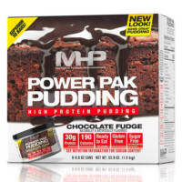 MHP Power Pak High Protein Pudding (Chocolate)