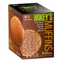 Mikey's Muffins Gluten Free English Muffins