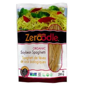 Zeroodle Organic Soybean Spaghetti Noodles