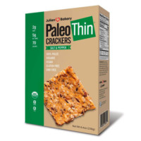Paleo Thin Crackers (Salt & Pepper)
