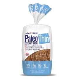 Paleo Thin Coconut Bread