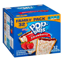 Pop-Tarts (Frosted Strawberry)