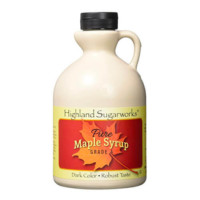 Highland Sugarworks, Pure Grade A, 100% Maple Syrup