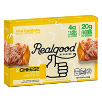 Real Good Foods Low Carb Enchiladas (Cheese)