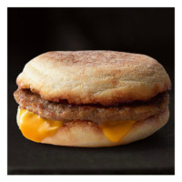 McDonald's Sausage McMuffin®