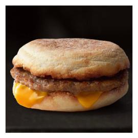 McDonald's Sausage McMuffin®
