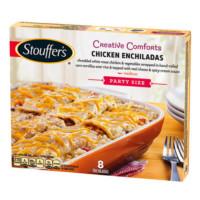 Stouffers Creative Comforts Chicken Enchiladas